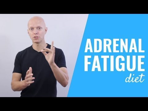 Adrenal Fatigue Diet: What to Eat and The #1 Drink to Avoid