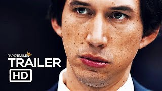 THE REPORT Official Trailer (2019) Adam Driver, Jon Hamm Movie HD