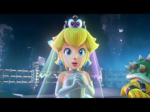 Super Mario Odyssey - The Rescue! - Part 21