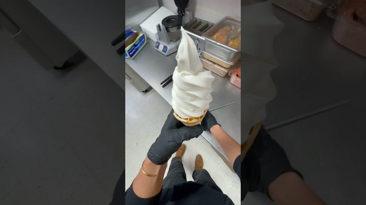Loaded Sprinkle Cone