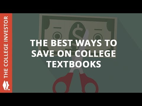 College Hacks: The Best Ways To Save Money On College Textbooks