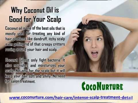 Coconut oil Singapore for Scalp