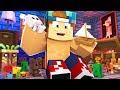 I BUILT A TOY BOX! | Minecraft Build Battle