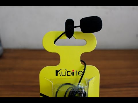 Best Mini Microphone(kubite 3.5mm) Unboxing and voice test(Nepali)