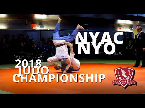 2018 New York Open Judo Championship HL v2
