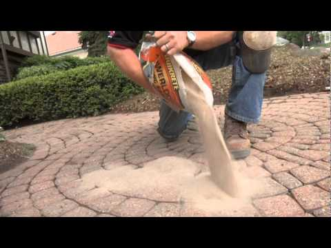 Brick Paver Maintenance by The Brick Paver Dr. - www.thebrickpaverdoctor.com