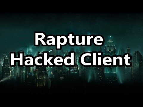Minecraft 1.7.2 - 1.7.5 : Hacked Client - RAPTURE !   [HD]
