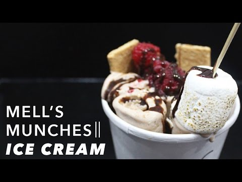NYC Ice Cream Review || Mell's Munches