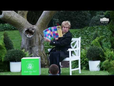 White House Easter Egg Roll: Reading Nook with Administrator Linda McMahon
