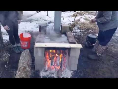 How To Make Maple Syrup - 2018 So Easy!