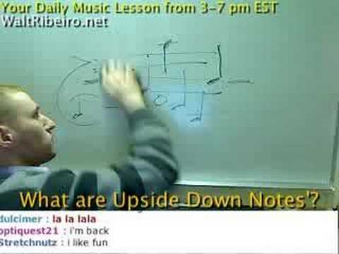 'Upside Down Notes' Explained!