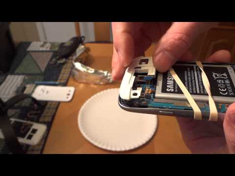 Galaxy S3 Gps Fix (When Screw Tightening Doesn't Work)