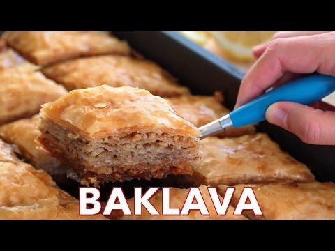 Dessert: The Best Baklava Recipe - Natasha's Kitchen