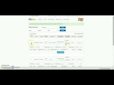 eBay Seller Tutorial Video