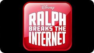 WRECK IT RALPH 2 Teaser Motion Poster - Ralph Breaks The Interne (2018) Disney Movie