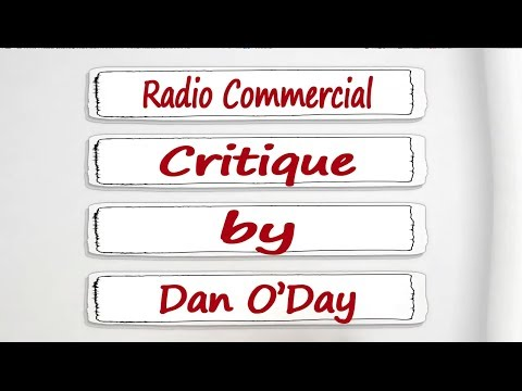 RADIO ADVERTISING LESSON How NOT to Do 15-Second Commercial