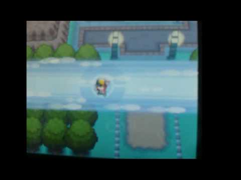 How to Catch Starly - Pokemon Heart Gold and Soul Silver