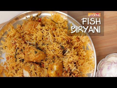 FISH BIRYANI | Ventuno Home Cooking