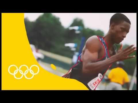 Bermuda Youth Olympic Team Profiles - Kionje Somner