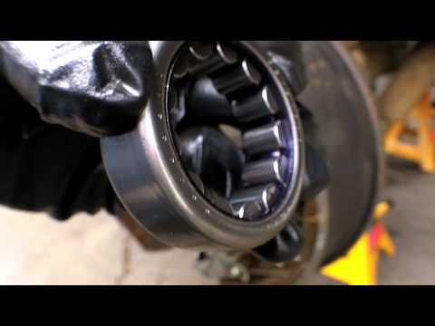 1998 Ford Ranger - Axle Bearing & Seal Replacement