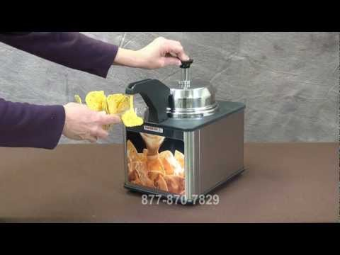 Nacho Cheese Dispener Machine