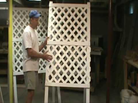 How to Make an A - Frame Display Rack