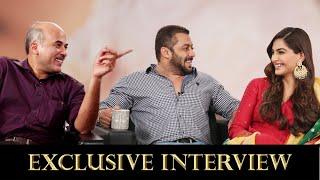 Making Of Prem Ratan Dhan Payo | Salman Khan, Sonam Kapoor & Sooraj Barjatya
