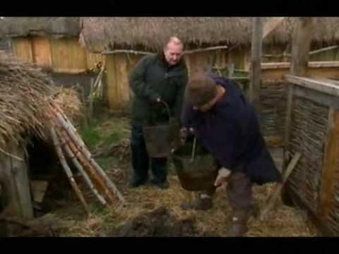 Making History - Shelter (wattle & daub)