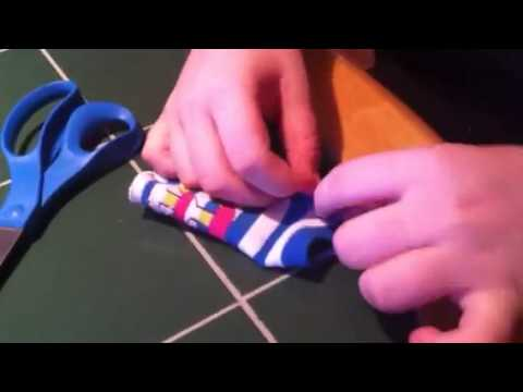 Dog clothes from socks in minutes!!