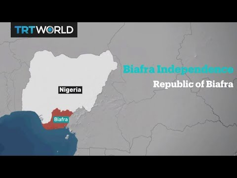 How Biafra tried to gain independence from Nigeria