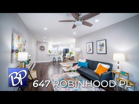 For Sale: 647 Robinhood Place, San Antonio, Texas 78209