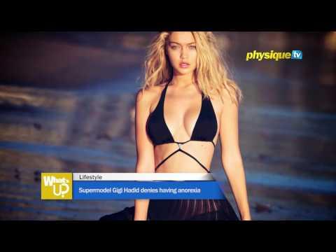 Supermodel Gigi Hadid denies having anorexia
