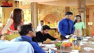 Naina INFULENCES Karan! Karan's first Day IN Office #Swabhimaan