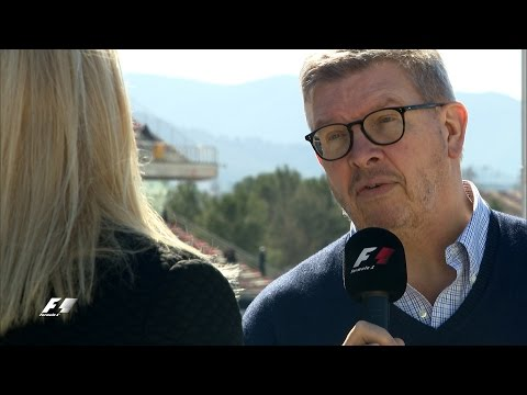 The Future of F1 - Ross Brawn Interview