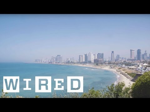 WIRED and Pictet: The Search for the Latest European Startup Successes | Part 2: Tel Aviv | WIRED