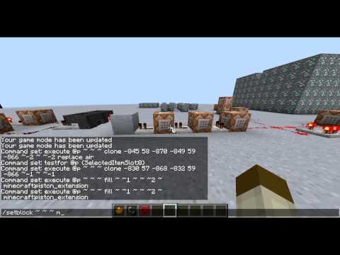 Right-Clickable Items! Vanilla Minecraft!