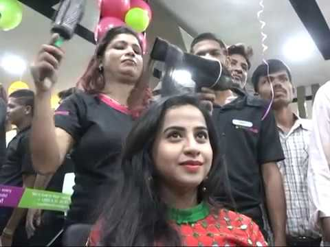 Xxx Mp4 SWATI DIXIT Swati Dixit Of Ice Cream Fame Greens Trend Beauty Amp Salon 3gp Sex