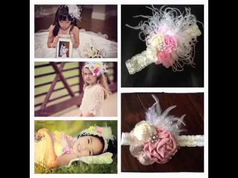 Hair bows-boutique hair bows- headbands-hair clips-baby hea