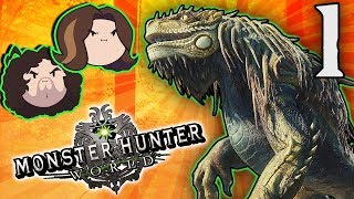 Monster Hunter World: Creating a Beautiful Character - PART 1 - Game Grumps