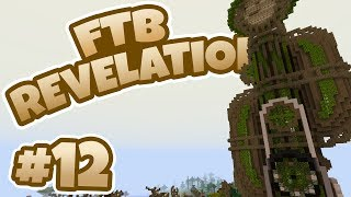 How To Play FTB Revelation | RFTools Builder Space Chamber! | E25