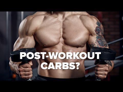 Why YOU Should Take Post-Workout Carbs