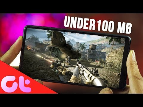 Top 10 MOST AMAZING Android Games UNDER 100 MB (2018)