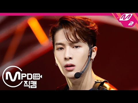 [MPD직캠] 갓세븐 잭슨 직캠 4K Crash & Burn' (GOT7 JACKSON FanCam)  @MCOUNTDOWN_2019.11.7