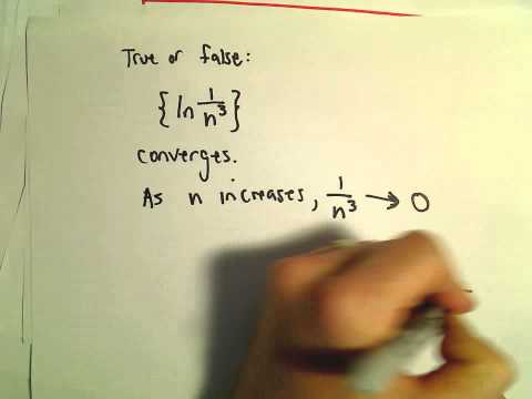 Sequence Example : Converge or Diverge