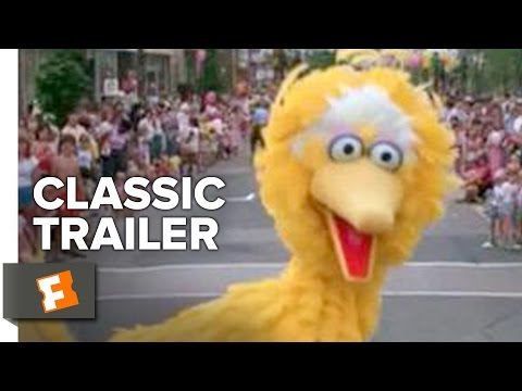 Sesame Street Presents Follow That Bird (1985) Official Trailer - Big Bird, Chevy Chase Movie