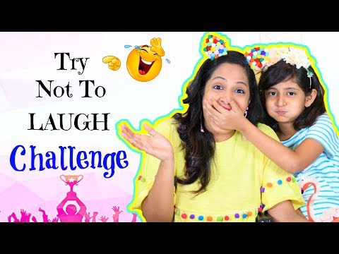 Try NOT To Laugh Challenge ..| #YLYL #Bloopers #Sketch #MyMissAnand