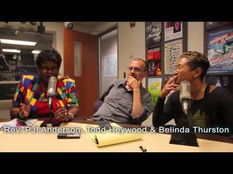 Belinda Thurston, Rev. PJ! Anderson, Todd Heywood