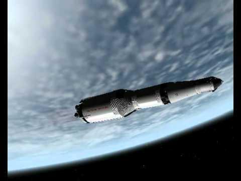 Apollo 13 - Launch (Full Mission - 01)