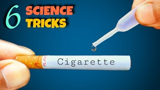 6 Awesome Science Experiments || Easy Science Experiments
