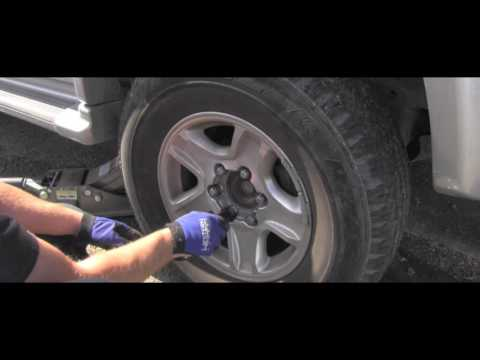 Toyota How To Tighten Lug Nuts Correctly